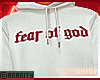 !K! Fear of God White