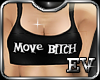 EV Move  Crop Top