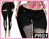 """""""Bimbo Jeans Rip BK PRG1"""