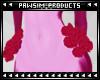 [P]Plum Hip Roses Red