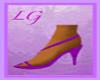 ~LG~ PURPLE STILETTOS