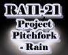 Project Pitchfork - Rain