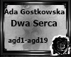 *L*A.Gostkowska Dwa Serc