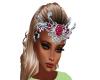 Diamond Ruby Tiara
