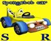 ANIMATED SPONGEBOB CAR