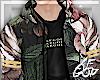 """Ⱥ"""" Floral Jacket F"""