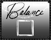 Square Balance Necklace