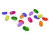 Jelly Bean Scattered