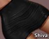 S. Black Skirt RL