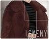 [Is] Fur Coat Brown