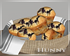 H. Blueberry Muffins