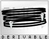 0 | Arrow Armband . L