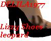 Lizzy Shoes-Blk/leopard