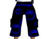 G's Toxic Blue Shorts