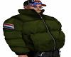 Bomber green Dutch