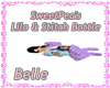 Lilo & stitch Bottle