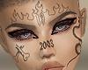 Tatto face :D