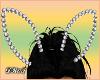 D- Diamond Bunny Ears