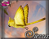 ;) Island Bird Yellow