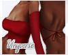 Kivie Flare Top - Red