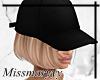 -Mm- Hair cap / Brown