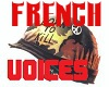 Voix - Voice  French FMJ