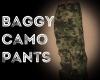 Baggy Camo Pants