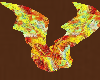 Phoenix Animated fire