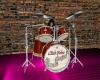 Club Echo Drum Set