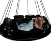 Gothic Pvc Swing Cuddle