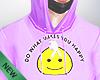 Bunny Smile Hoodie
