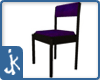 Simple Chair (purple)