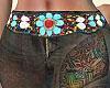 Boho Flare Jeans