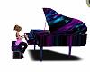 Neon Piano