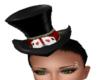 Queen Hearts Hat
