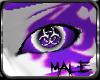 [GEL] Purple Bio Eyes M
