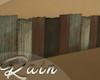 Sand Storm Iron Fence