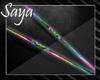 Rainbow Rave Stick