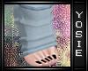 ~Y~Socks+Barefoot