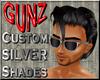 @ Custom Silver Shades