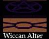 Wiccan Ritual Alter