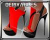 Heels Red