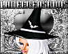 KraftyWitch Hat White