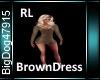 [BD]RLBrownDress