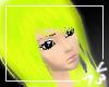Green Emely Hair