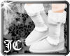 JC™ {UGGs} White Fur
