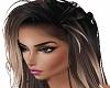 Female Head w Eyebrows