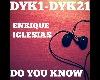 Enrique Do You Know