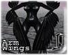 Black Arm Wings