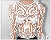 IMVU Scroll Shirt White